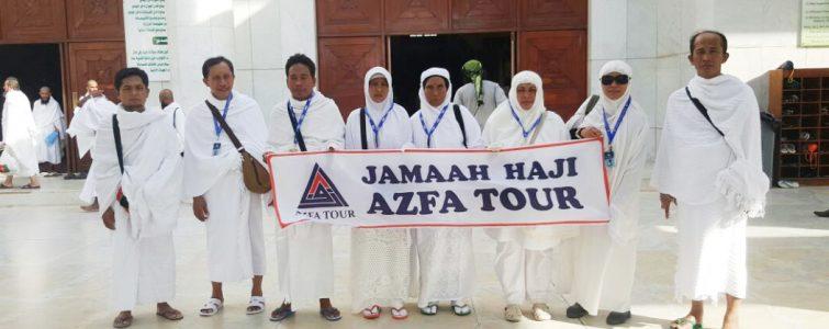 Jamaah Haji 2017 Azfa Tour